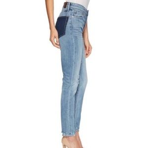 NWT LUCKY BRAND Ava Skinny Slim Fit Mid Rise Jeans